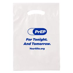 PrEP Tonight Handout Bag