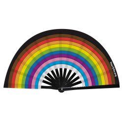 Inclusive Pride Snap Fan
