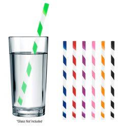 Reusable Joplin Tie-Dye Silicone Straw
