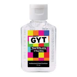 Hand Sanitizer 1 oz - Get Yourself Tested