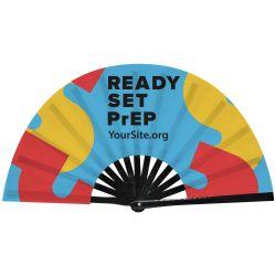 Snap Fan - Ready Set PrEP
