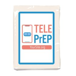 TelePrEP Mini Tissue Packet