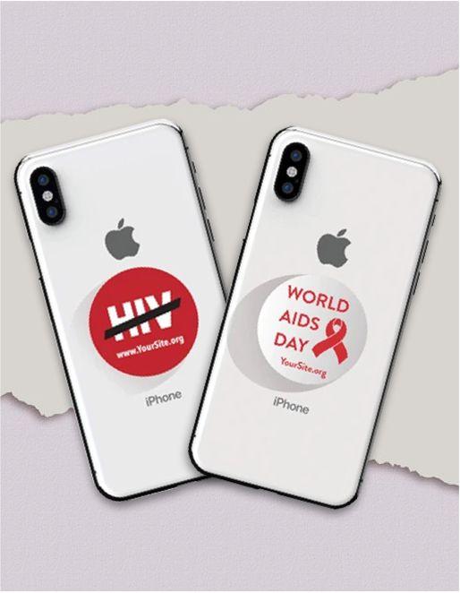 HIV AIDS Awareness Phone