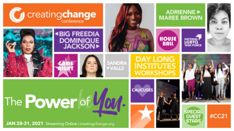 Creating Change Conference Returns for First Ever Virtual Event