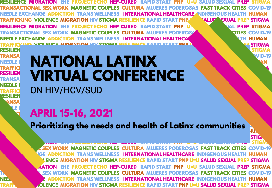 The National Latinx Conference Returns April 15 & 16